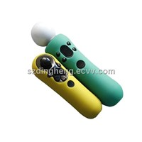 Silicone Soft Case for Playstation 3 Move Accessories