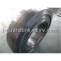Smooth Pattern Solid Tire (1000-20)