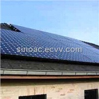Roof Mounting System for Fixing Solar Panel