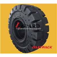 Solid OTR tire 15.5-25