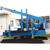 TCZ series immersed tube static piling machine