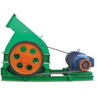 Timber chipping machine