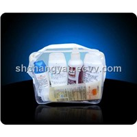 Transparent PVC Bag for Toiletries