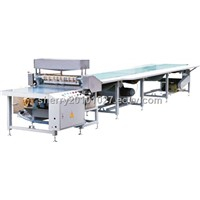 Universal Gluing Machine (Coversheets Feed Manually)