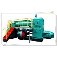 Vacuum Brick Making Machine with Effeniciency