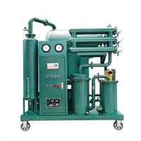 Vacuum Insulating Oil Purifier with Multistage Purification System