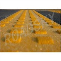 Vibrating Thermoplastic Road Marking Paint (Yellow)