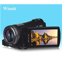 HD 720P Digital Video Camcorder with MAX. 12MP and 5MP CMOS Sensor