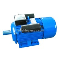 YL series two value single phase electric motor