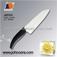 Zirconia ceramic chef knife JKP576
