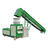 Biomass Molded Fuel Machine