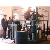 bleaching clay treatment systems