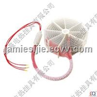 Coil Shaped Teflon Heater