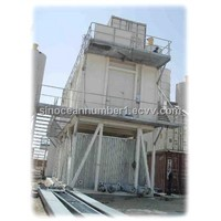 concrete cooling machine
