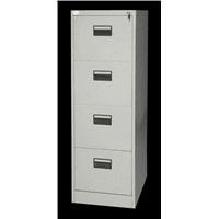 filing cabinet --vertical type