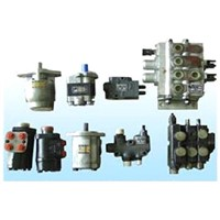 Forklift Parts-Muti-Way Valve