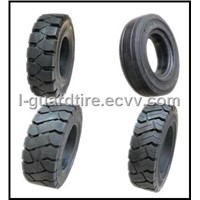 forklift solid tires 6.00-9 7.00-12