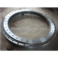 four point contact ball slewing bearing-THB BEARINGS