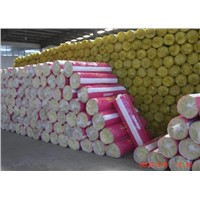 Glass Wool Insulation with Aluminum Foil