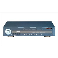 h.264 cctv standalone dvr with network