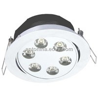 LED Ceiling Lamps Downlight High Power 6W White