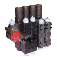 Multiple Directional Control Valve