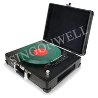Portable USB Turntable Player