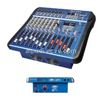 Professional 8 Channels Audio Powered Mixer Console Series