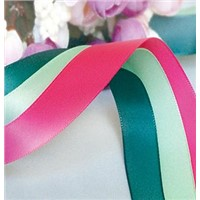 single face satin ribbon
