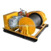 Slipway Winch 5ton for Ship Launch