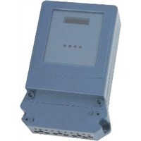 three phase electric meter case
