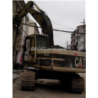 Used Caterpillar Crawler Excavator (320A)