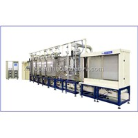 Hi vacuum PVD coating equipment for ITO glass
