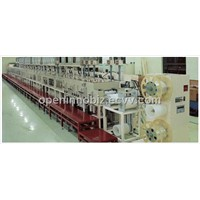 Roll to Roll film plating system for touch film