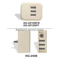 TAE 3x6 NFN (NFF) Socket to US Socket