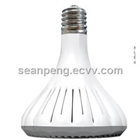 Ecomaa- New 80W LED PAR Lamp with Fan Inside