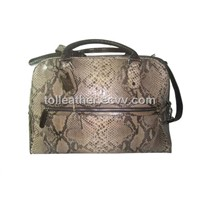 Python Luggage Bag