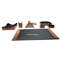 Akyazi Charisma Rose Desk Set / Organiser