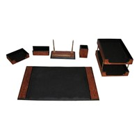 Akyazi Prestige Rose Desk Set