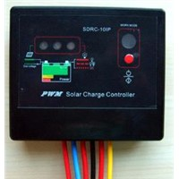 IP67 Waterpoof Solar Controller 12V 10A