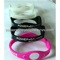 power balance silicon wristband