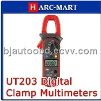 Original UT203 Digital Multimeter Clamp Meter UT203 Clamp Ammeter #6060