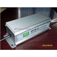 60W LED Waterproof Switching Power Supply