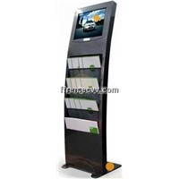 "17""Lcd Media Players for Advertising /floor standing LCD Advertising Player"