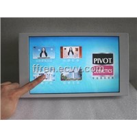 10inch Touch Panel Lcd Digital Signge, Touch Screen Player, Digital Advertising