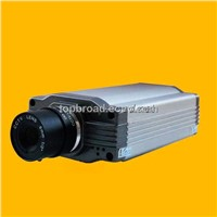 Security CCTV Camera Megapixel IP Box Camera with Mjpeg Compression CMOS Sensor (TB-Box01A)