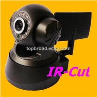 CCTV Network IR Camera PTZ IP Wireless Products with IR CUT SmartPhone Control (TB-PT02BH)