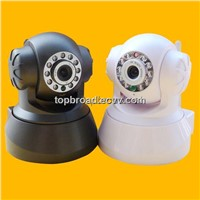PTZ IP Video Surveillance Camera IP Network Camera System with Dual Audio Night Vision (TB-PT02A)