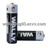 R6 AA Carbon Battery