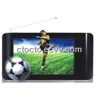3D portable Television